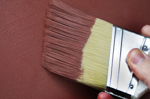 What Is The Best Paint Finish For Walls? - flat finish paint